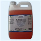 Spray And Wipe 5lt