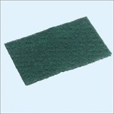 Green Scourer Pad 10 pack