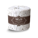 Exclusive Luxury Toilet Paper Veora 3ply 48 rolls 210 sheets