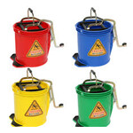Mop Bucket Colour Coded