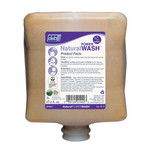 DEB Natural Power Wash Solvent Free Heavy Duty Hand Cleaner 2lt x 4
