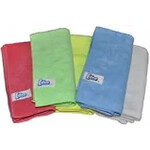 Microfibre Cloths Edco Pack of 3