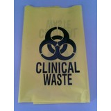 Contaminated Waste Bags 82lt x 200 per carton